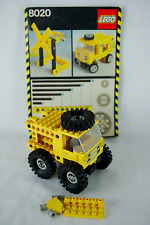 Lego Technic 8020 Building set  with instructions no box 1984