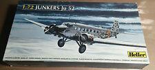 HELLER 80380 - 1/72 - JUNKERS Ju 52 - NUOVO