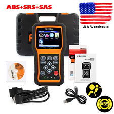Foxwell ABS Airbag SAS Reset OBD2 Code Reader Scanner Diagnostic Tool For FordGM