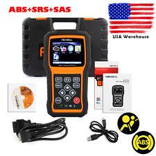 For GM,Ford Car OBD2 ABS Airbag SRS Reset Code Reader Scanner Diagnostic Tools