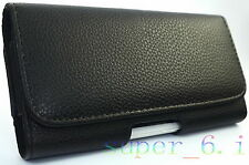 Belt Clip Leather Case for Samsung Galaxy Note 8 with Rotating Swivel Holster