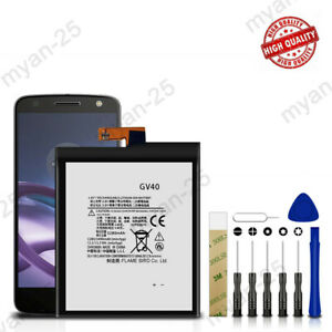 For Verizon Motorola Moto Z Force XT1650-02 Replacement Battery GV40 SNN5968A