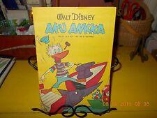 Rare Vintage Walt Disney Foreign Language Donald Duck Comic Book-1971