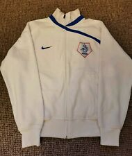 Retro Nike Netherlands Holland Football Training Jacket - Size M