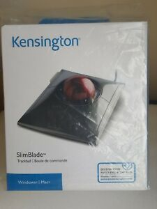 Kensington SlimBlade K72327US Trackball Mouse for Windows | Mac