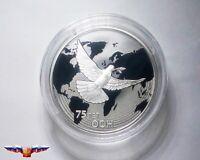 Russland 3 rubel 2020 75 Jahrestag der Vereinten Nationen UNO Silber 1 oz PP