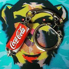 Cool COCA COLA CAN KEYRING novelty POP soda COKE retro MIXED UP DOLLY miniature