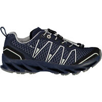 CMP Boys Running Sports Shoes Kids Altak Trail Shoe 2.0 Dark Blue Plain