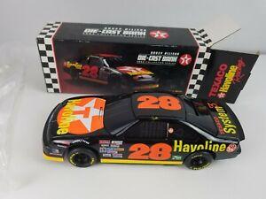 Texaco Nascar Davey Allison 1993 DieCast Bank Vintage 1/24 Scale Havoline Racing