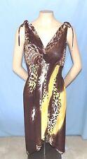 Simply Awesome OB Fashions Asymmetric Hem Dress Size Large (Estimate 13/14)