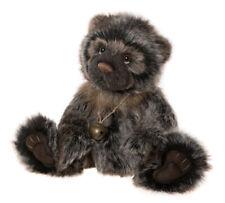 'Anniversary Kuma' by Charlie Bears - plush collectable teddy bear - CB202092
