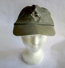 Israel IDF Army - GADNA Bow & Arrow Olive Drab Cap Hat