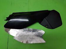 - Yamaha DT125X DT125R DT125RE DT Seitendeckel Verkleidung mit Hitzeschutz