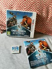 JEU CONSOLE NINTENDO 3DS 2DS DS - L'âge De Glace 4 Nintendo - COMPLET