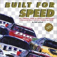 Built For Speed: The Ultimate Guide To Stock Car Racetracks-ExLibrary
