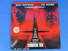 Action & Adventure Thriller LaserDiscs Films