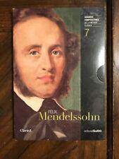 Mendelssohn Felix (Libro + Cd) editorialSol90 Clarin