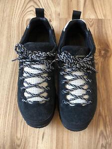 Merrell 1TRL MQM Ace LTR Vibram Hiking Shoes Mens UK 7.5 J002251 Black Suede
