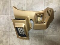 1985 honda goldwing GL1200 LE Cfi  GL 1200 right lower fairing vent cover