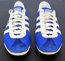 Vintage Adidas  Blue Strike   Trainers    243 P