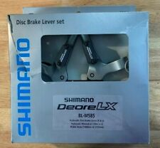NOS Shimano Deore LX Hydraulic Disc Brake Lever Set BL-M585