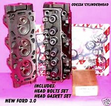 NEW FORD RANGER TAURUS  AEROSTAR 3.0 OHV CYLINDER HEADS GASKET&BOLT 7mm NO CORE