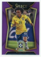 2015-16 WILLIAN 94/99 PANINI SELECT PURPLE