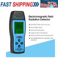 SMART SENSOR Mini Digital EMF Tester Electromagnetic Field Radiation Meter