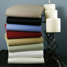 1000 Thread Count Egyptian Cotton Queen XL Size Bedding Item Select Solid Color