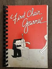 VINTAGE First Chair Symphony Charlotte, North Carolina 1982 COOKBOOK Recipes