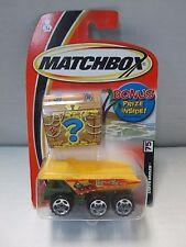 Matchbox Treasure Earth Hauler 75
