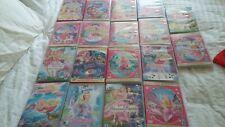 Barbie DVDs x 18
