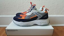 Calvin Klein Marvin UK 12 excellent condition trainers chunky sneakers shoes