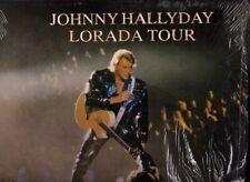 JOHNNY HALLYDAY- LORADA TOUR - PAL LASERDISC