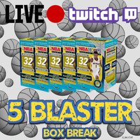2020 Panini NBA Hoops Premium 5 Blaster RANDOM TEAM Break READ DESCRIPTION #5