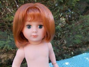poupée petitcollin Marie Françoise carré roux  Modes et travaux neuf en boite