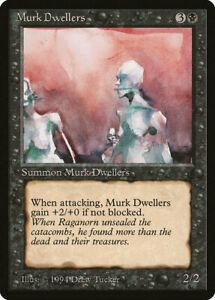 MTG NM Murk Dwellers - DRK The Dark