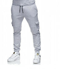 US Men Tracksuit Sports Suit Set Outwear Sweat Hoodie Long Pant Jogger Plus Size