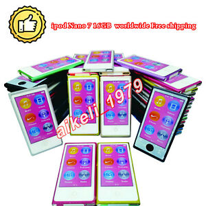 Apple Ipod Nano 7. Generation 16GB - Choose Your Color,Free shipping
