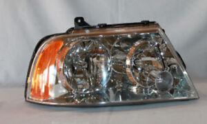 TYC 20-6583-00 03-06 Navigator Headlight Halogen Right Passenger Side SC