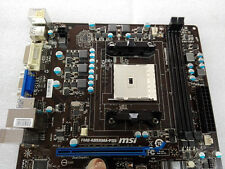 MSI FM2-A85XMA-P33 AMD A85X Socket FM2 DDR3 SATA3 USB3.0 Micro ATX Motherboard