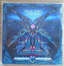 Young Smoke - Space Zone Promo Album (CD 2012) Collectable Dance CD