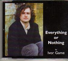 (DO772) lvor Game, Everything Or Nothing - 2005 DJ CD
