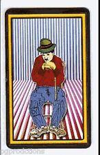 CHARLIE CHAPLIN FLOATING HEAD Joke Gag Magic Card Trick Kids Beginner Toy Clown