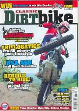 CLASSIC DIRT BIKE-No.24-(NEW COPY) *Post included to UK/Europe/USA/Canada