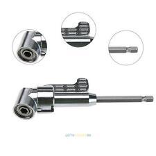 "Winkelschrauber-Vorsatz 105 Grad 1/4"" Bit Winkelaufsatz Winkelgetriebe Akku Bohr"