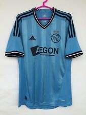 AJAX AMSTERDAM 2011 2012 ADIDAS AWAY FOOTBALL SOCCER SHIRT JERSEY TRIKOT