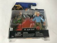Jurassic World Exclusive Legacy Collection Dr. Alan Grant Jurassic Park NEW
