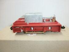 Fleischmann Spur 0e Magic Train Fahrgestell rot für Diesellok OVP