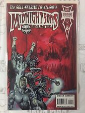 Midnight Sons Unlimited #4 Comic Book Marvel 1994